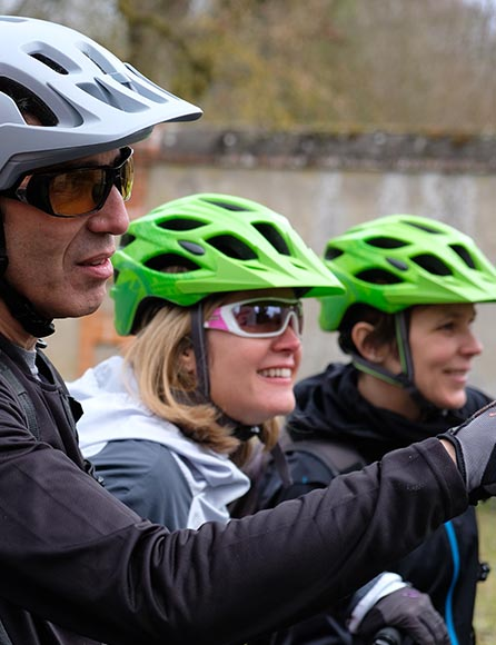 Port du casque pour vélo obligatoire