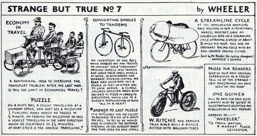 Histoire du Fat Bike